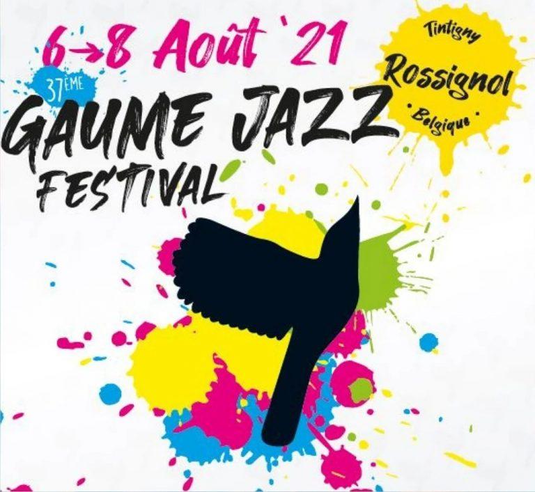 Gaume Jazz Festival poster
